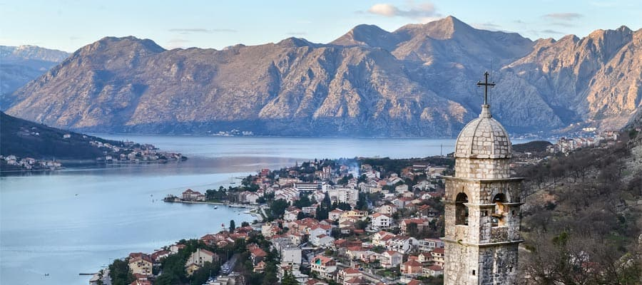 Visit Kotor on a Europe Cruise