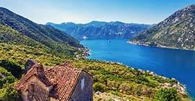 Montenegrinisches Dorfleben und Kotor