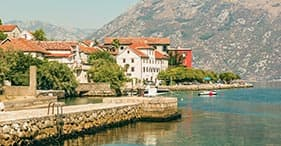 The Bay of Kotor Tuk-Tuk Tour