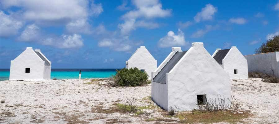 Beach houses in Bonaire