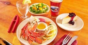 Lumberjack Show & Crab Feast