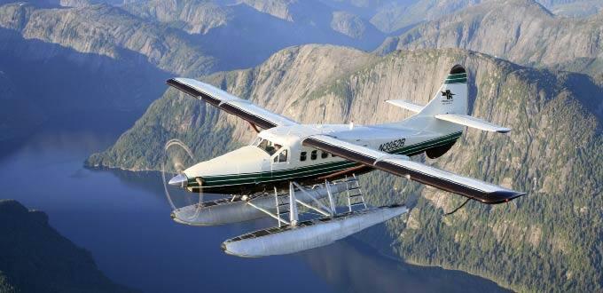 Ketchikan, Alaska Magnificent Misty Fjords Seaplane Excursion