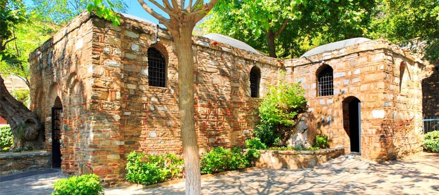 The House of the Virgin Mary on your cruise to Ephesus