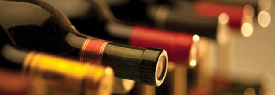 Feche o vinho nas suas férias de cruzeiro
