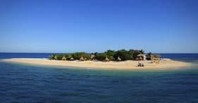 Tivua Island Getaway