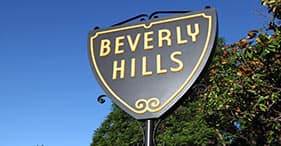 Beachfronts & Beverly Hills Ending at the Airport
