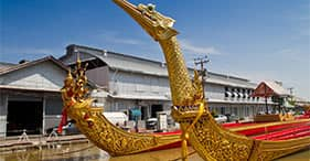 Bangkok Canals & The Royal Barges