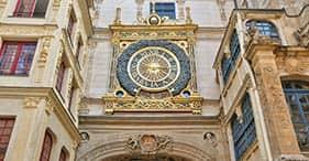 Rouen histórico
