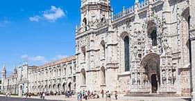 Lisbona monumentale