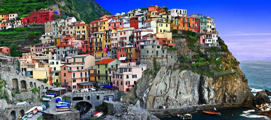 See all of the Colours of Italy on your Europe cruise