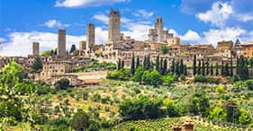 San Gimignano & San Donato Farm
