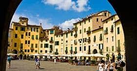 Wonders of Lucca & Pisa