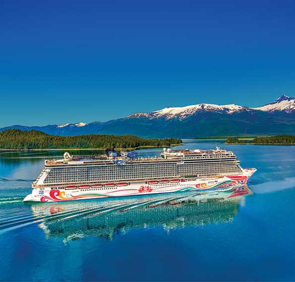 Last minute Alaska cruises and cruise deals from Seattle