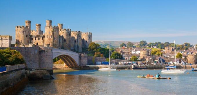 Liverpool, United Kingdom North Wales & Conwy Castle