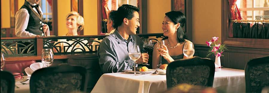 Restaurant gastronomique français