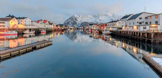 Cruises to Leknes Lofoten, Norway | Thomson Cruises