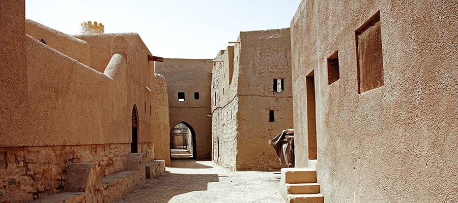 アジアクルーズで見る、保存された歴史的建造物