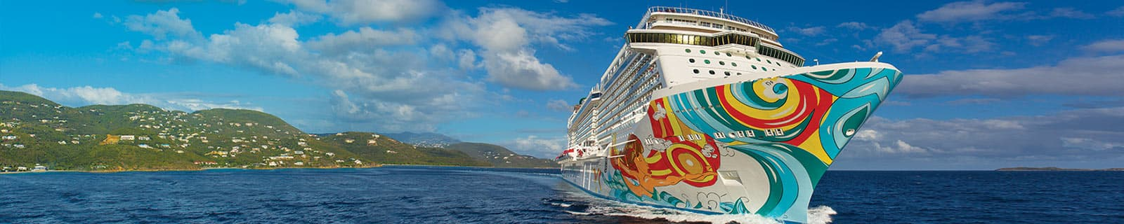 Norwegian Getaway Cruise Ship | Norwegian Getaway Deck Plans