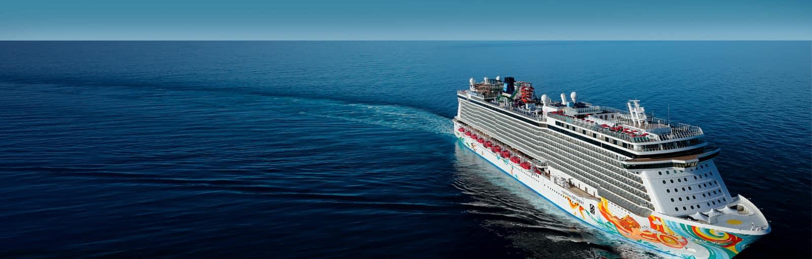 Lleva las 5 de Norwegian | Cruceros y ofertas de cruceros