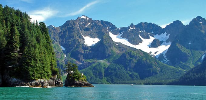 7-Day Alaska with Inside Passage from Seward (Southbound)