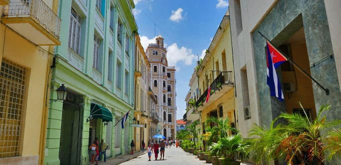 4-Day Cuba (Overnight) & Key West from Orlando (Port Canaveral)