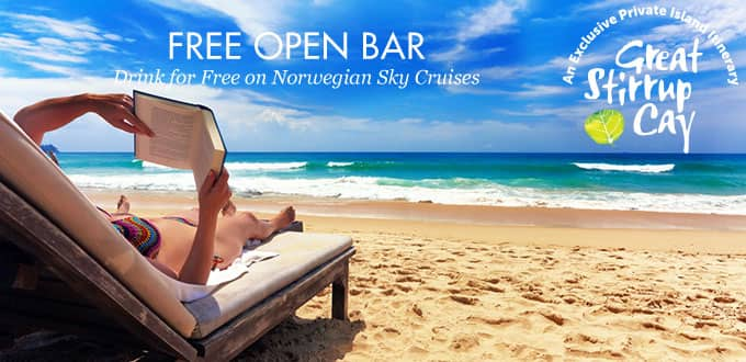 3-Day Bahamas from Miami: Free Open Bar