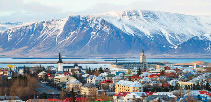 14-Day Norway, Iceland, & UK from Hamburg