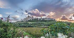 Malta's Scenic Beauty
