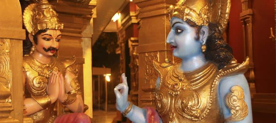 Lord Krishna's Sermon on your Mangalore Cruise