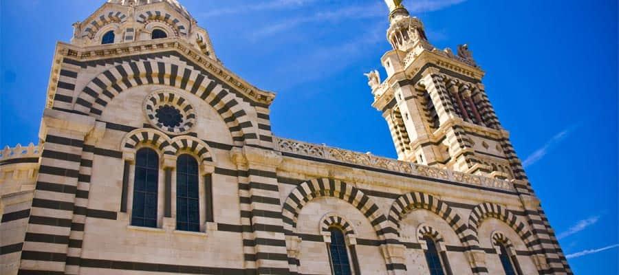 Notre Dame de la Garde in Provence