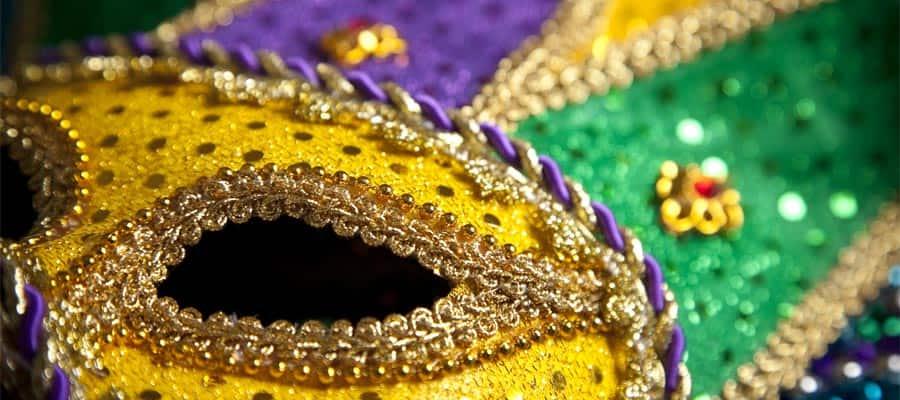 Mardi Gras auf Ihrer Kreuzfahrt nach New Orleans