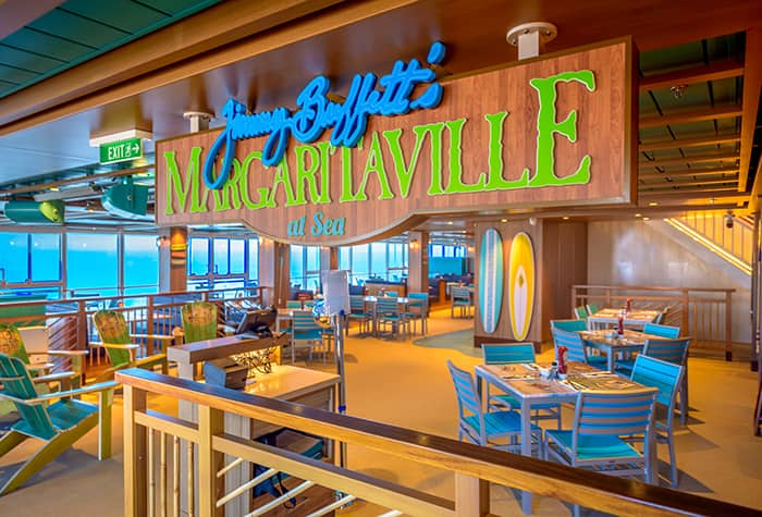 Margaritaville Partnership