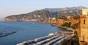 Amalfi Coast & Sorrento