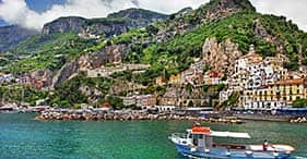 Sorrento & Amalfi by Land & Sea