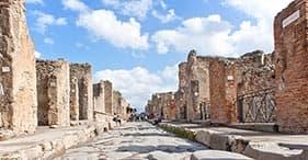 Pompeii Excavations