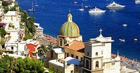 Exclusive Amalfi Coast & Pompeii