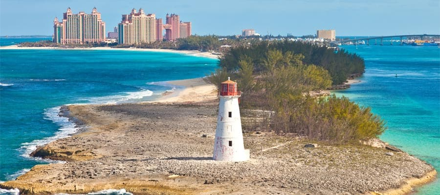 Mesmerizing sights in Nassau, Bahamas
