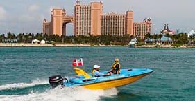 Self-Drive Mini Boats