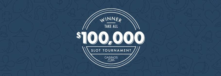 Torneio de caça-níqueis com prêmio de US$ 100.000