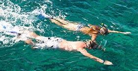 Reef Snorkeling & Sandbar Party Boat