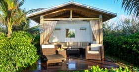 Small Cabana on the Cay