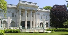 La demeure de la famille Vanderbilt à Newport