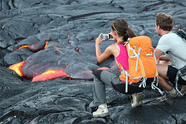 Volcanes de Hawái