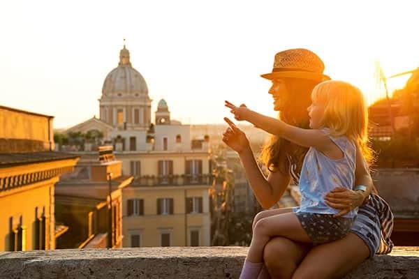 10 Dinge, die Sie auf einer Kreuzfahrt ab Rom tun sollten