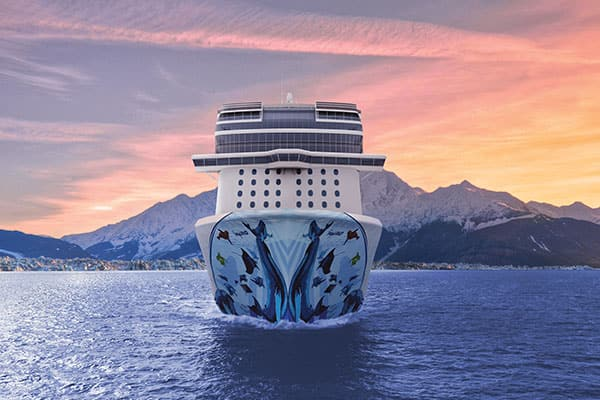 2018 Norwegian Cruise Ship - Norwegian Bliss
