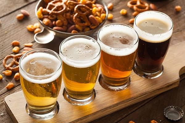 Cervecerías en un crucero por Alaska
