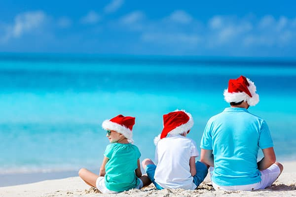 Why the Holidays Are the Best Time to Take Your Family on a Caribbean Cruise