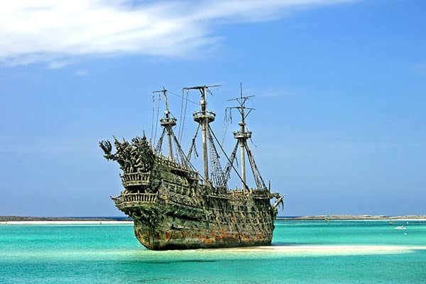 Real Caribbean Pirates from History