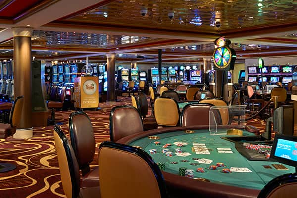 Casino On Board Norwegian Gem