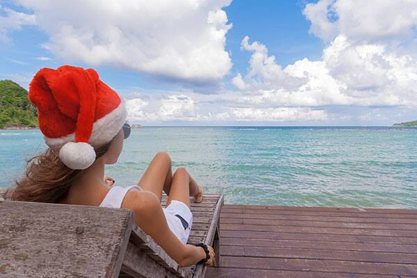 Evita lo stress delle feste con una crociera natalizia
